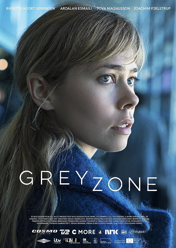 Birgitte Hjort Sørensen in Greyzone (2018)