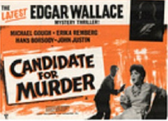 Candidate for Murder (1962)