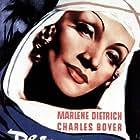 Marlene Dietrich in The Garden of Allah (1936)