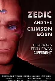 Zedic and the Crimson Born Poster
