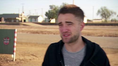 THE ROVER - Pattinson Featurette