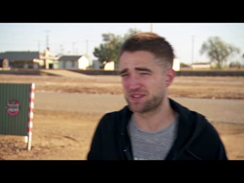 THE ROVER - Pattinson Featurette