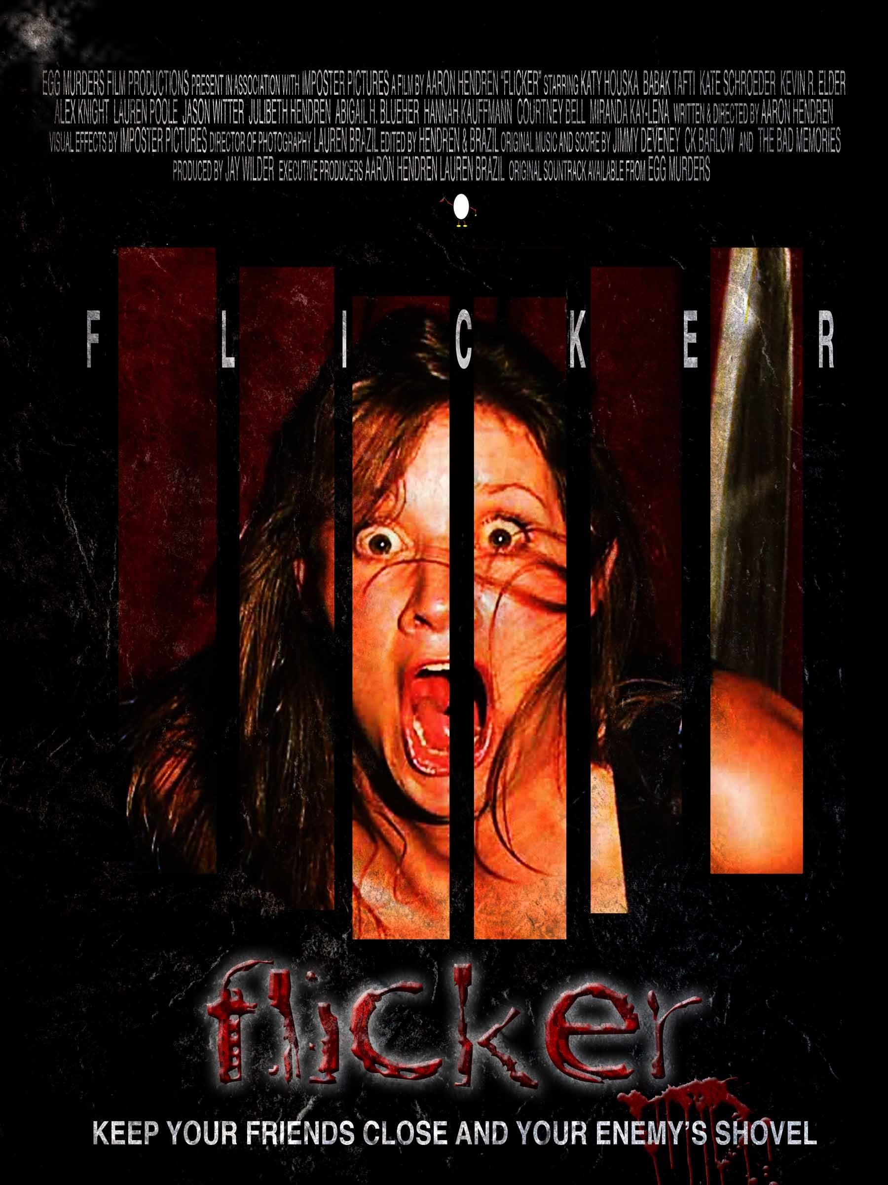 Flicker: a short psycho-thriller