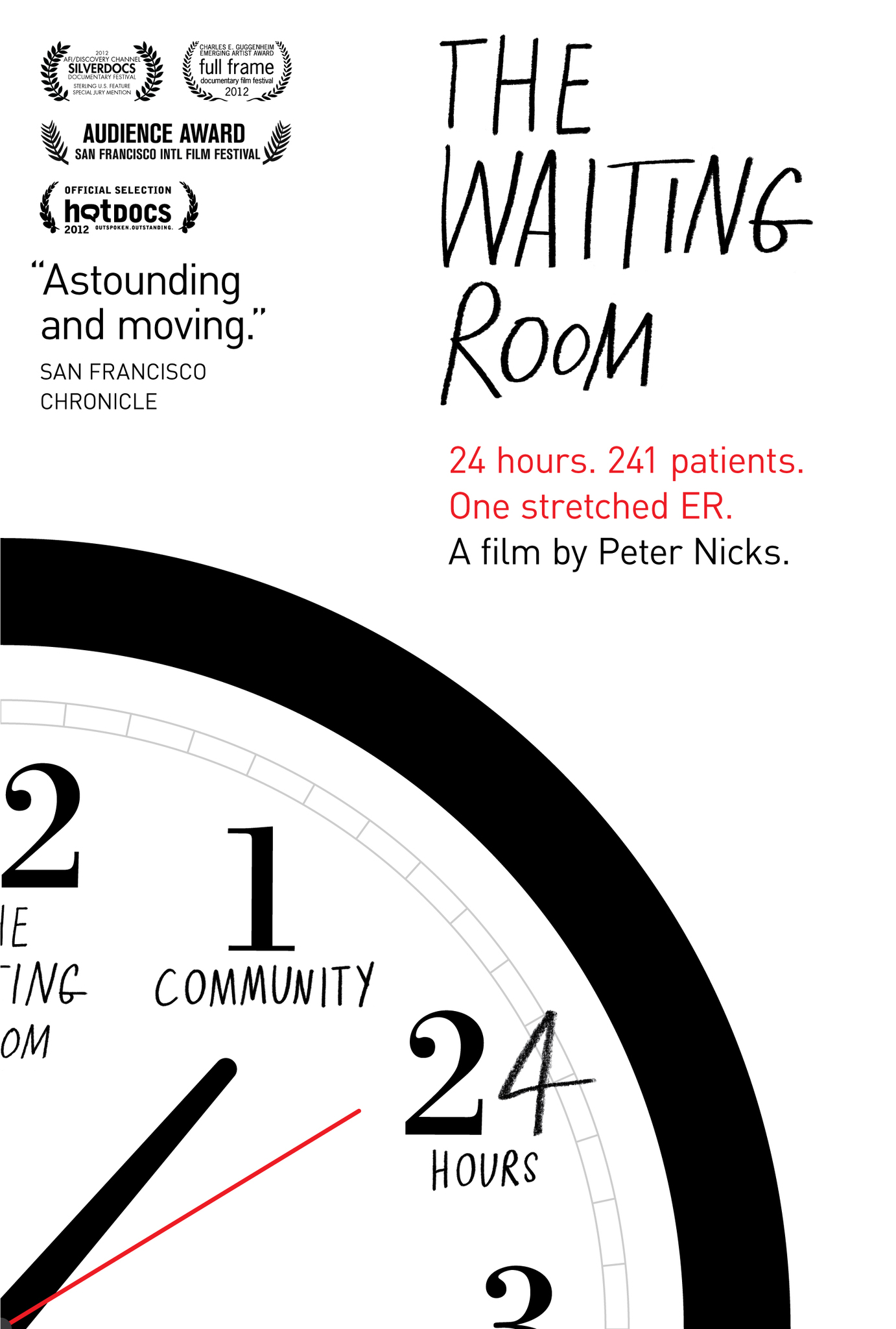 the waiting room documentary watch online free