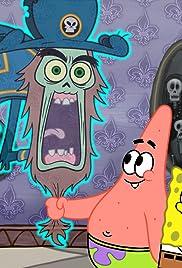 Ghoul Fools Poster SpongeBob