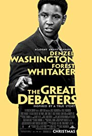 The Great Debaters (2007) Poster - Movie Forum, Cast, Reviews