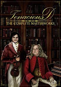 Tenacious D: The Complete Master Works USA