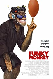 Funky Monkey Poster