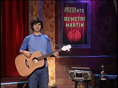 Watch spanish online movies Demetri Martin by [mov]