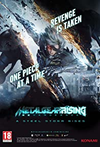 Primary photo for Metal Gear Rising: Revengeance
