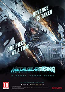 Metal Gear Rising: Revengeance full movie in hindi 720p