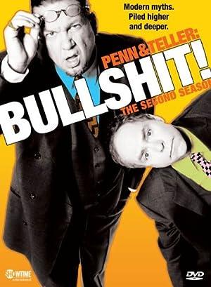 poster for Penn & Teller: Bullshit!