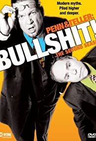 Primary photo for Penn & Teller: Bullshit!