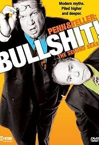 Primary photo for Penn & Teller: Bullshit!