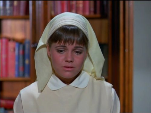 Sally Field in The Flying Nun 1967