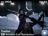 Resident Evil Retribution 2012 Imdb