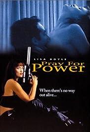Pray for Power Poster