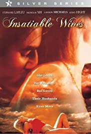 Insatiable Wives Poster