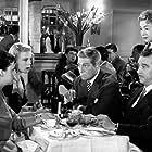 Denise Clair, René Dary, Dominique Davray, Dora Doll, Jean Gabin, and Jeanne Moreau in Touchez pas au grisbi (1954)