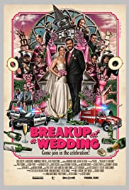 Breakup at a Wedding Poster