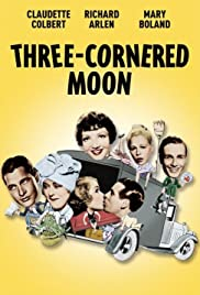 Three Cornered Moon Poster