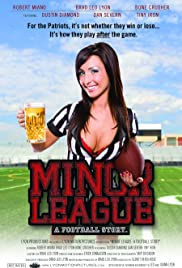 Minor League: A Football Story Poster