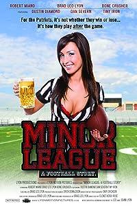 Amazon prime movies Minor League: A Football Story USA [pixels]