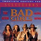 Drew Barrymore, Andie MacDowell, Mary Stuart Masterson, and Madeleine Stowe in Bad Girls (1994)
