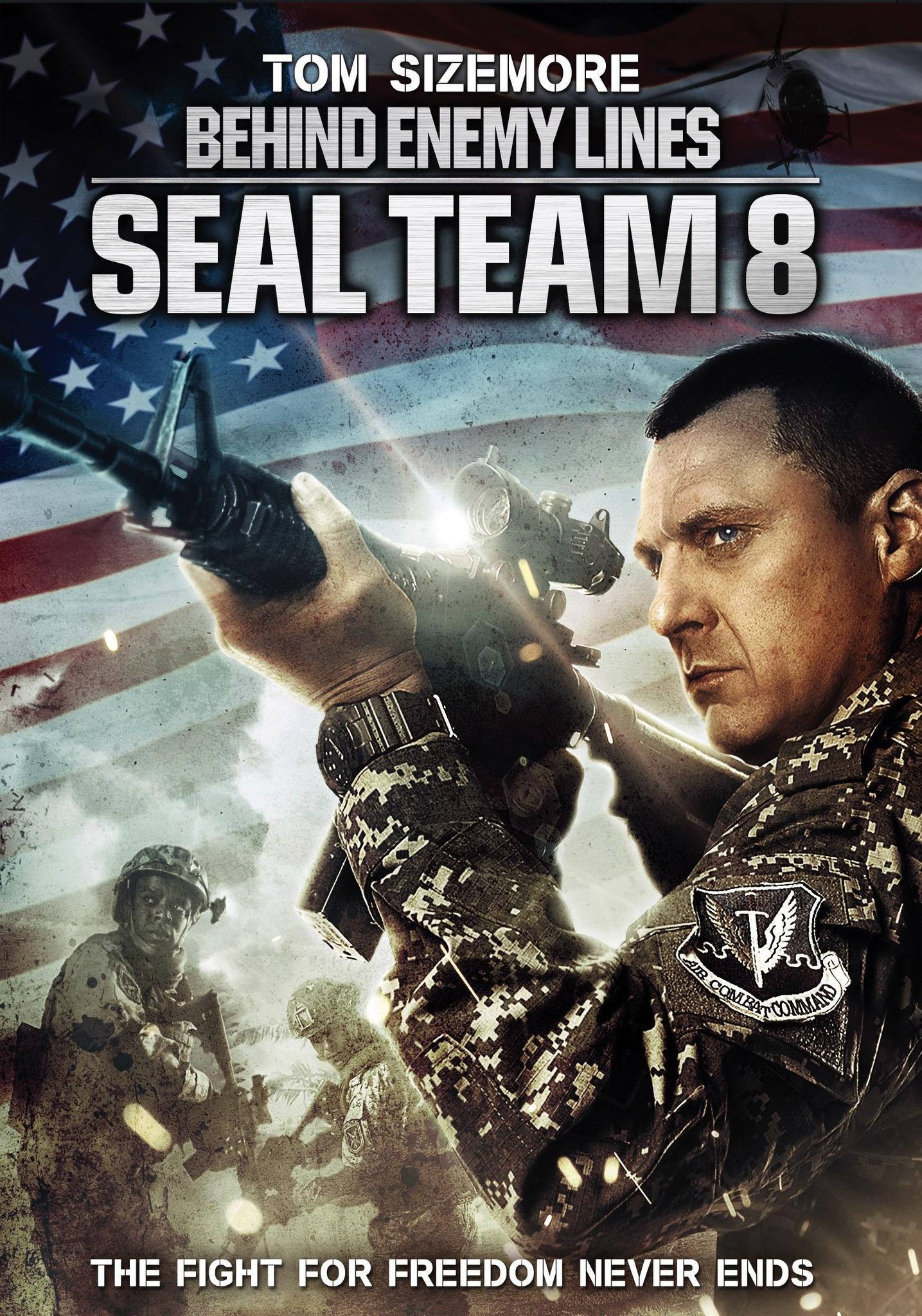 Seal Team Eight: Behind Enemy Lines (Video 2014) - IMDb