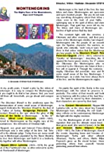 Montenegrins: The Mighty Race of the Mountaineers, Says Lord Tennyson