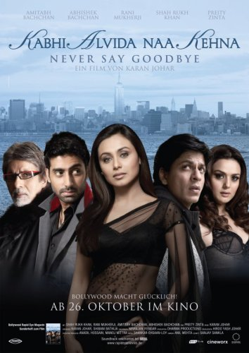 Kabhi Alvida Naa Kehna 2006 Hindi 720p BluRay ESub 1.4GB Download