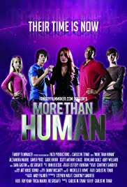 More Than Human Poster