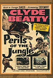 Perils of the Jungle Poster