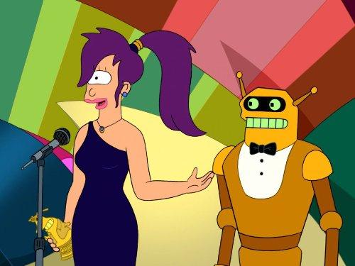 Futurama Christmas Episodes.Futurama Yo Leela Leela Tv Episode 2011 Imdb