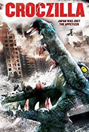 Croczilla Poster