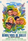 Rendezvous in July (1949) Poster