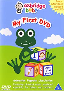 Best movies downloads Oxbridge Baby: My First DVD UK [720px]