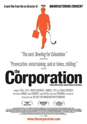 Where to stream The Corporation