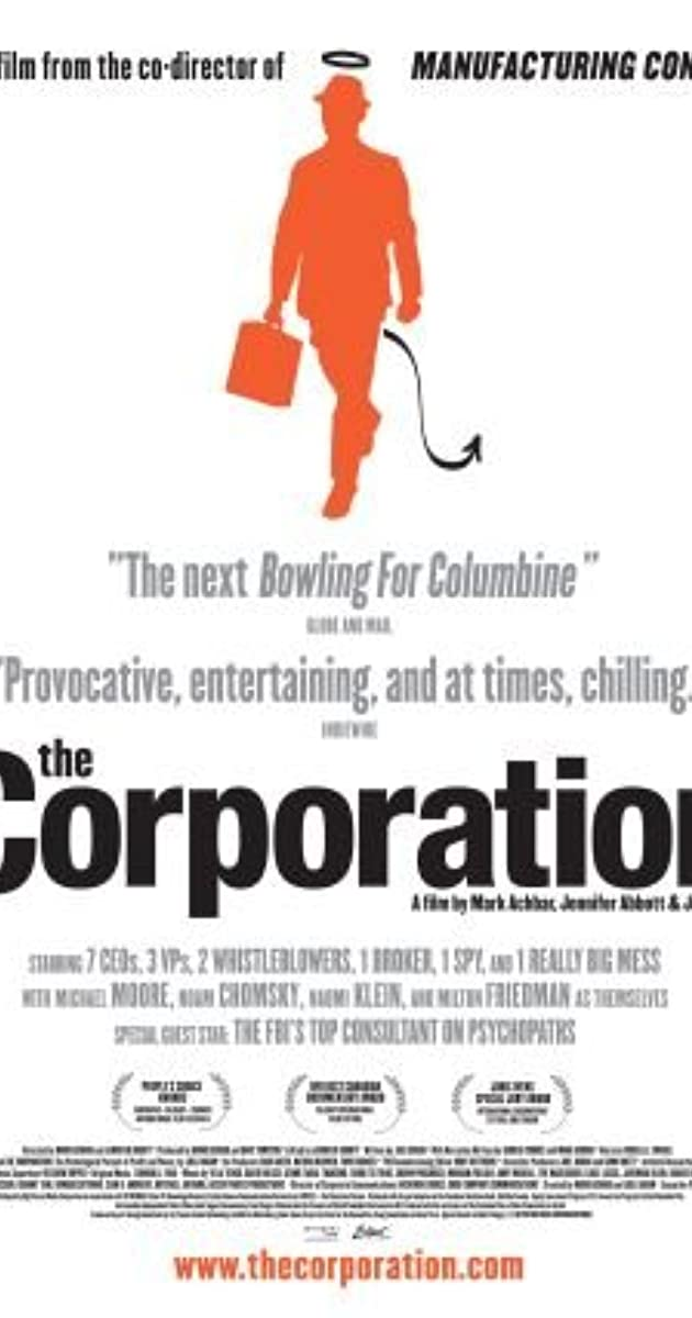 The Corporation 2003 Imdb