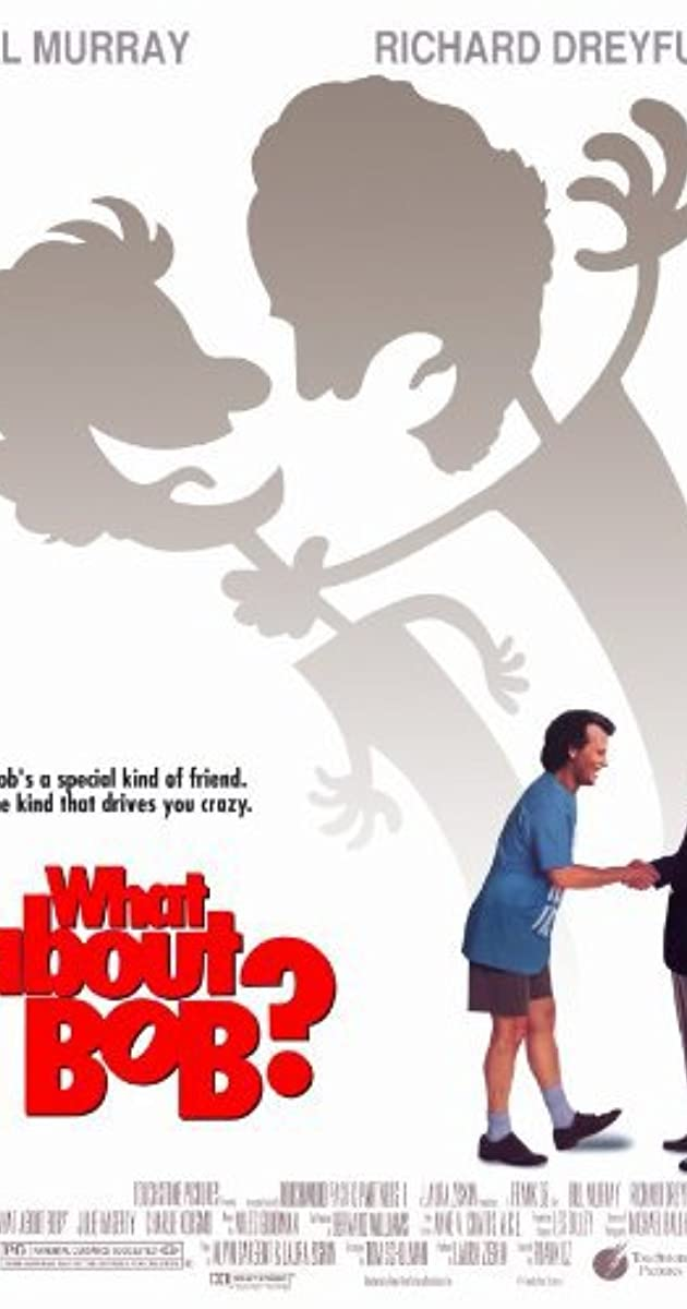 What About Bob 1991 Richard Dreyfuss As Dr Leo Marvin Imdb