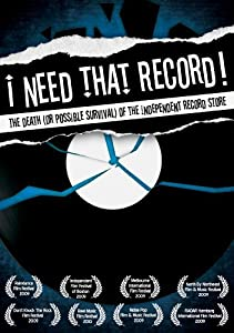 itunes imovie download I Need That Record! The Death (or Possible Survival) of the Independent Record Store [BluRay]