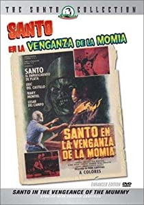 Santo and the Vengeance of the Mummy full movie hd download