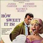 James Garner, Debbie Reynolds, and Vito Scotti in How Sweet It Is! (1968)