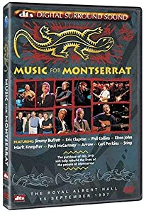 Music for Montserrat UK