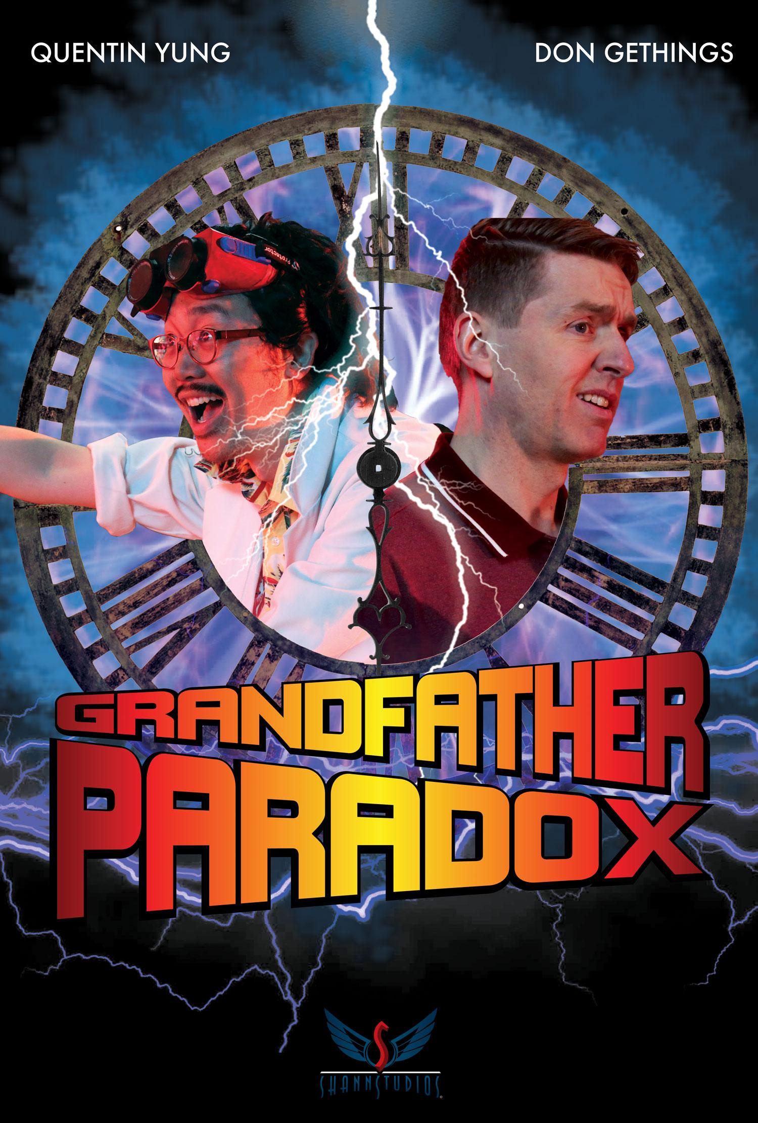 Grandfather Paradox (2014) - IMDb