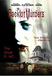 The Backlot Murders Poster