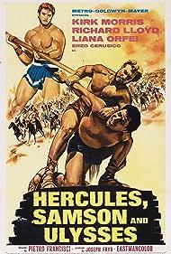 Ercole sfida Sansone Poster - Movie Forum, Cast, Reviews