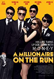 A Millionaire on the Run Poster