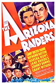 The Arizona Raiders Poster