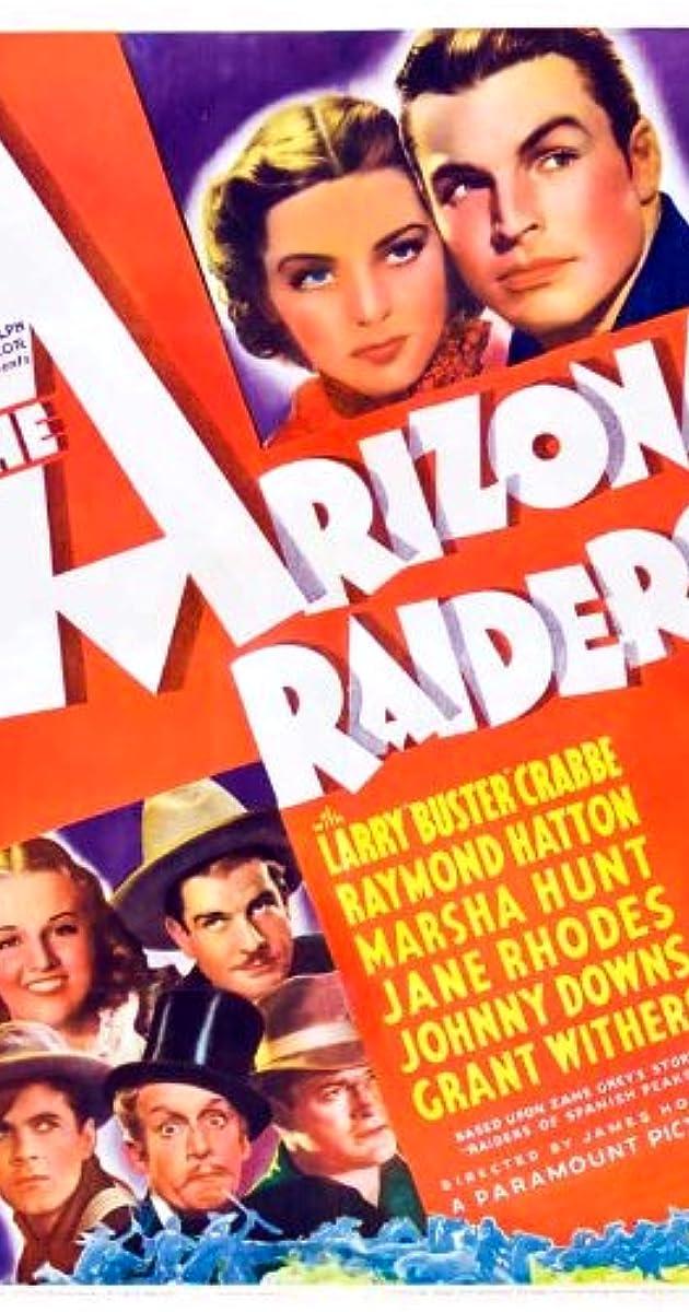 The Arizona Raiders (1936) - IMDb